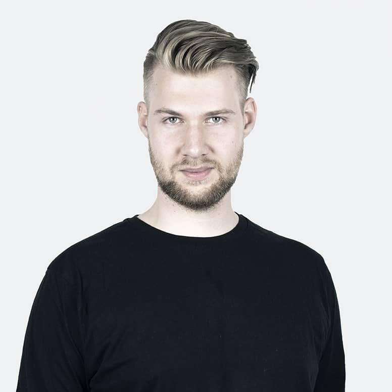 Patrick Drechsler (Head of Design)