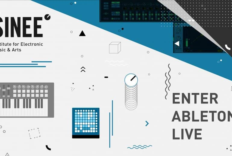 Enter Ableton Live