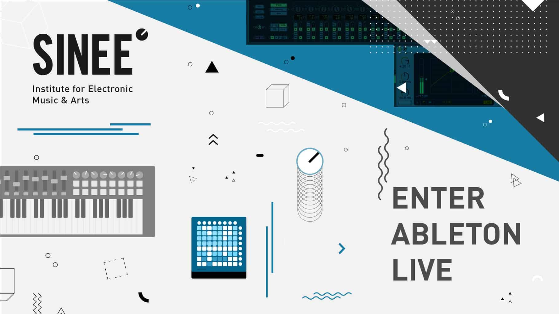 Enter Ableton Live