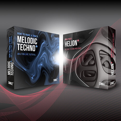 Melodic Techno Bundle – Kurs & MIDI Pack & Template