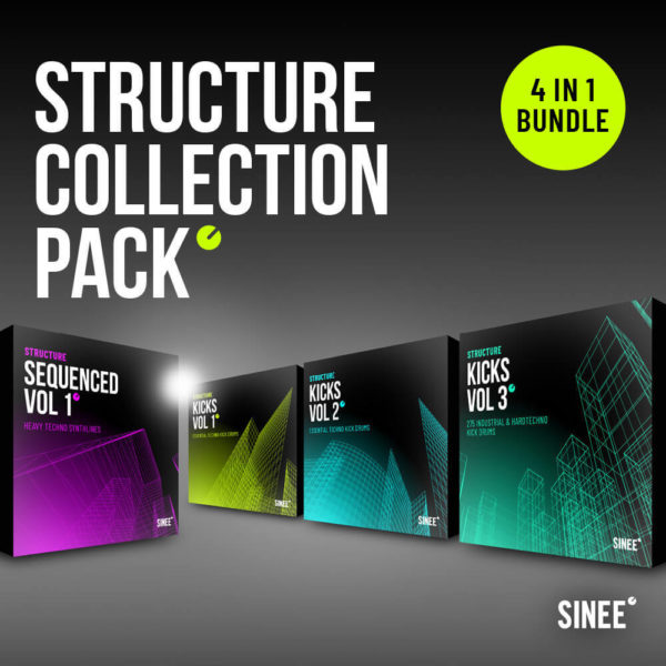 Structure Audio - Collection Pack Vol. 1