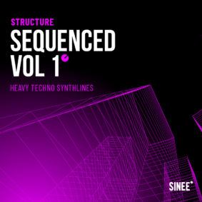 Sequenced Vol.1 – Heavy Techno Synthlines
