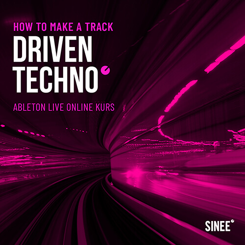 Driven Techno - How To Make A Track 1
