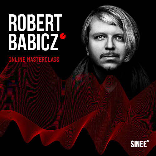 Robert Babicz - Online Masterclass 1
