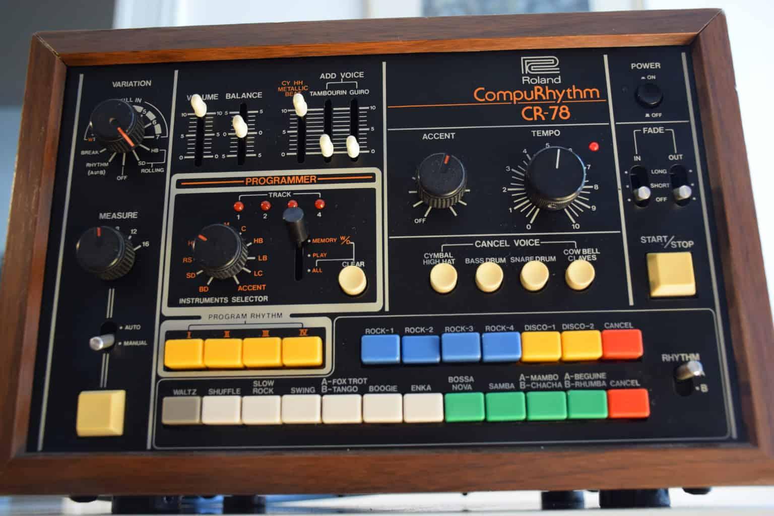 1.2. History of Drum Machines & Basic Drum Patterns w/ Johann Copy 8
