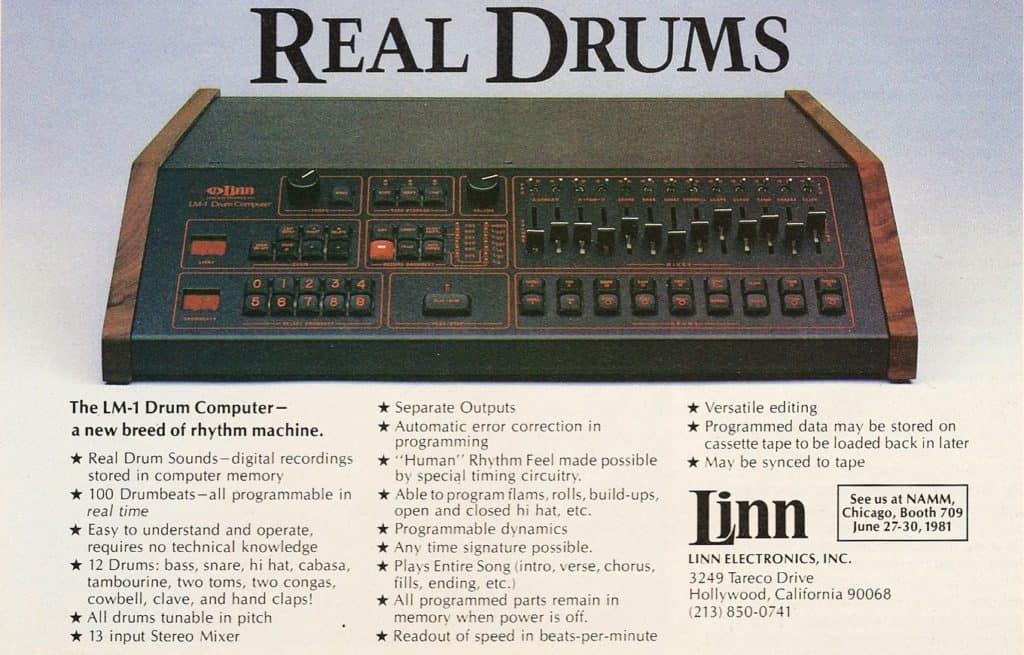 1.2. History of Drum Machines & Basic Drum Patterns w/ Johann Copy 9