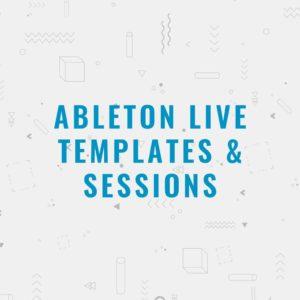 Ableton Live Templates