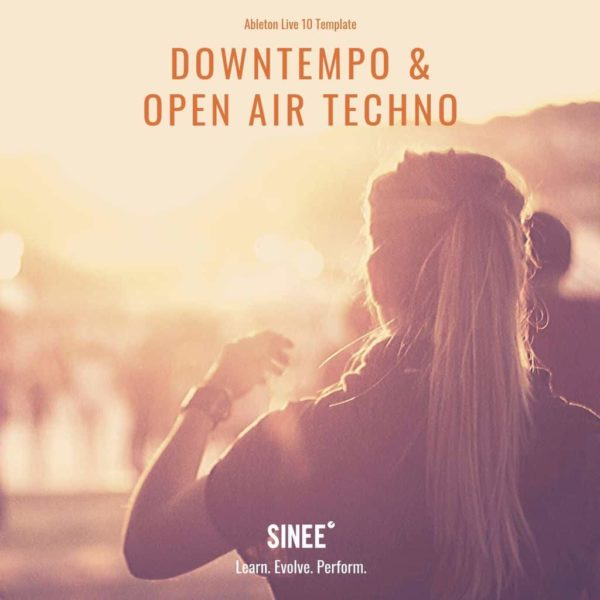 Ableton Live Template - Downtempo & Open Air Techno by Ausilio Jo 1