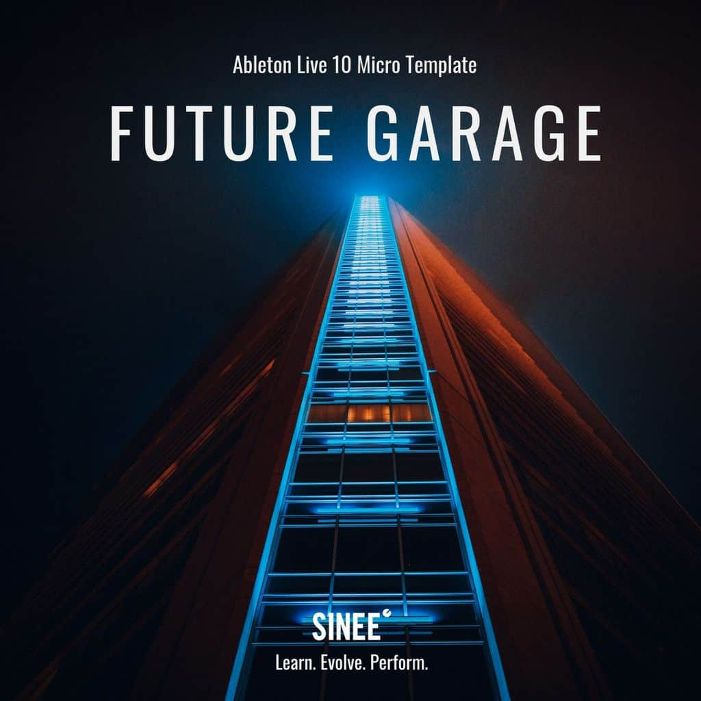 Ableton Live Template – Future Garage