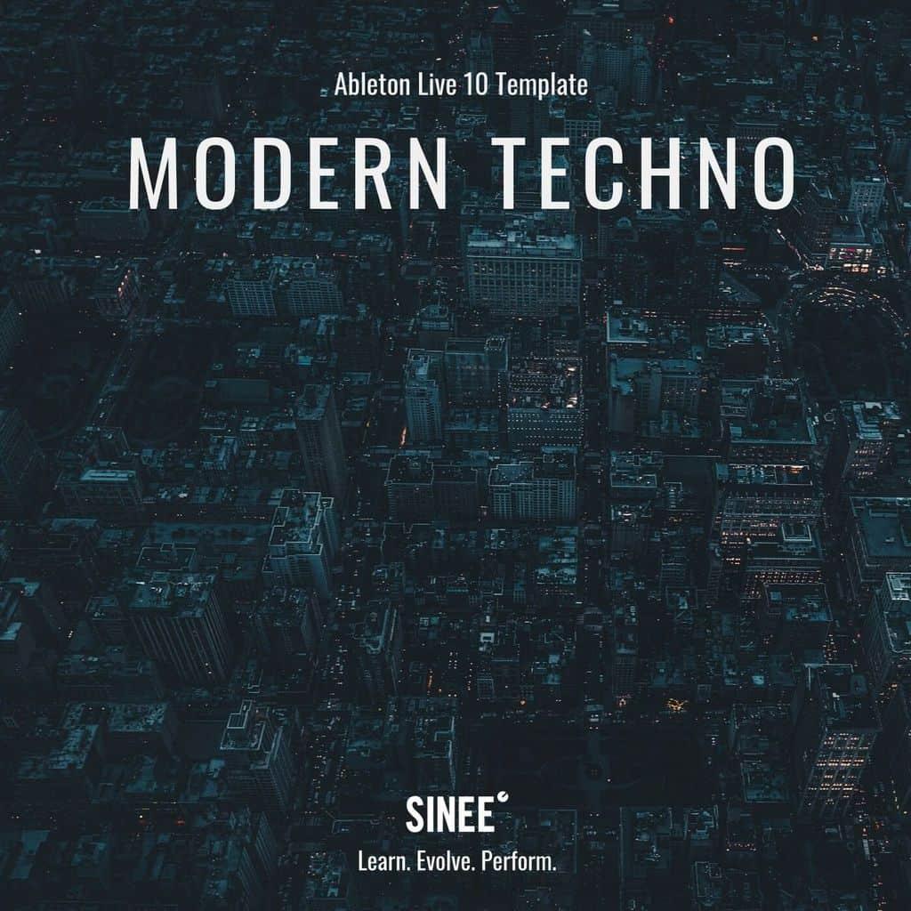 Ableton Live Template – Modern Techno