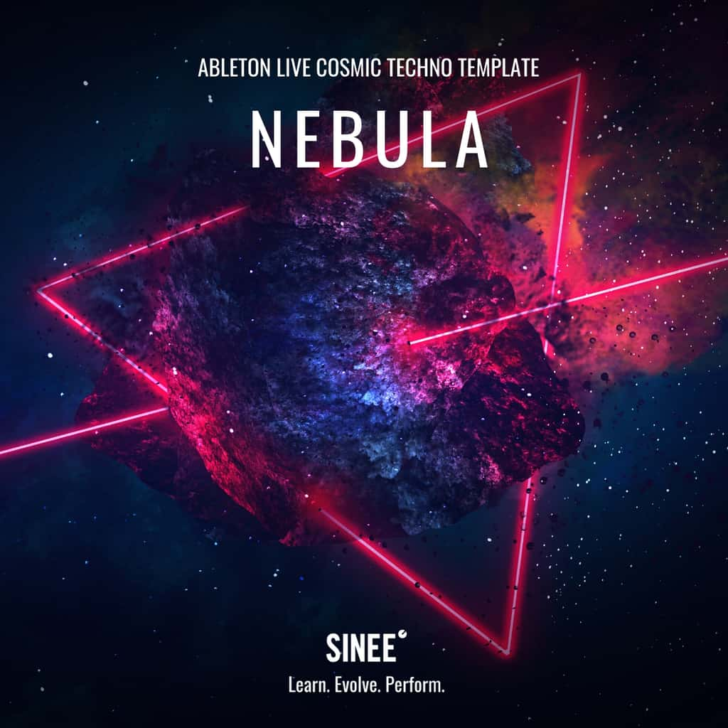Nebula – Ableton Live Cosmic Techno Template