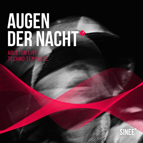 Augen Der Nacht - Ableton Live Techno Template 1