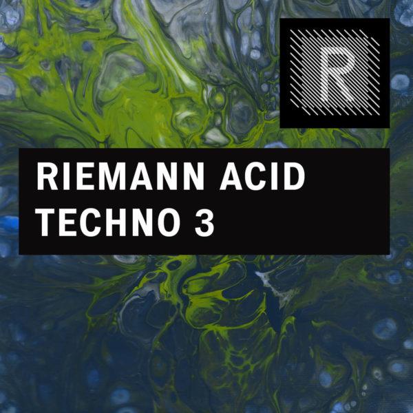 Riemann - Acid Techno 3 1