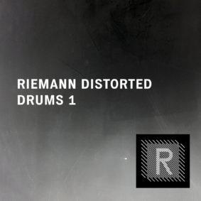 Riemann – Distorted Drums 1