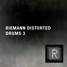 Riemann – Distorted Drums 3