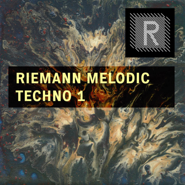 Riemann - Melodic Techno 1 1