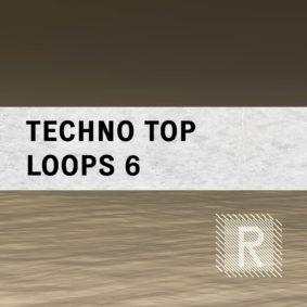 Riemann – Techno Top Loops 6