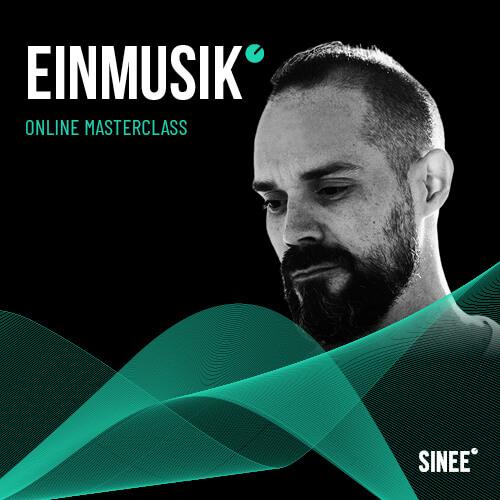 Einmusik Online Masterclass Cover