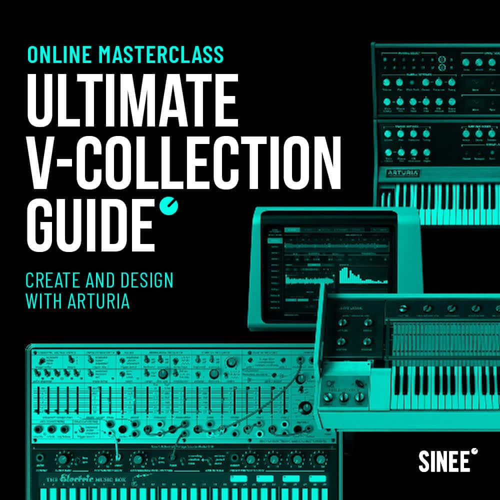 Sinee Arturia Collection Guide