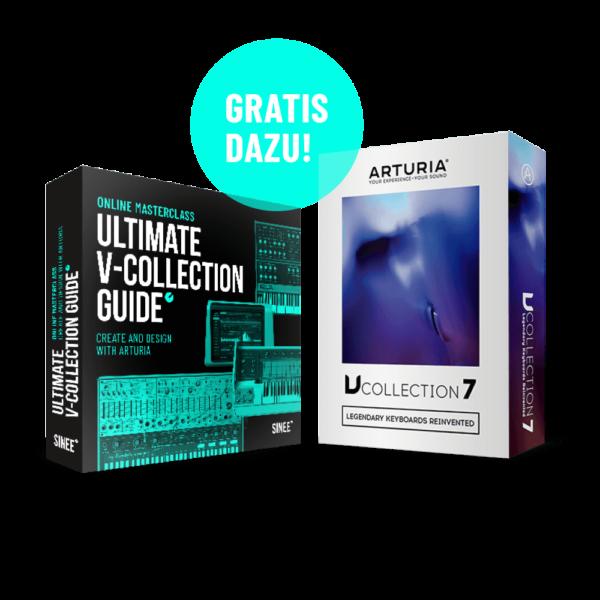 v collection guide und lizenz edu