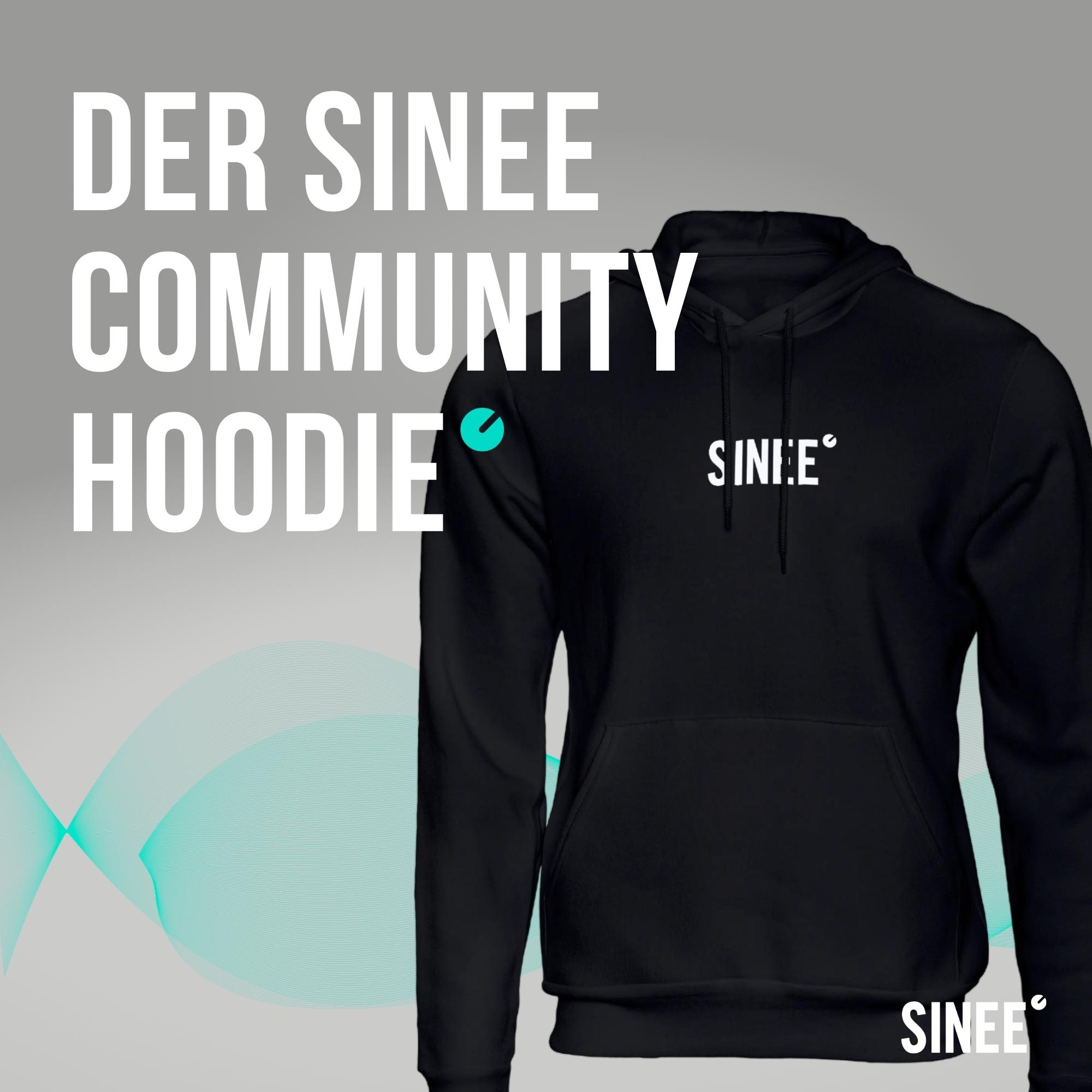 SINEE Community Hoodie – PRE ORDER