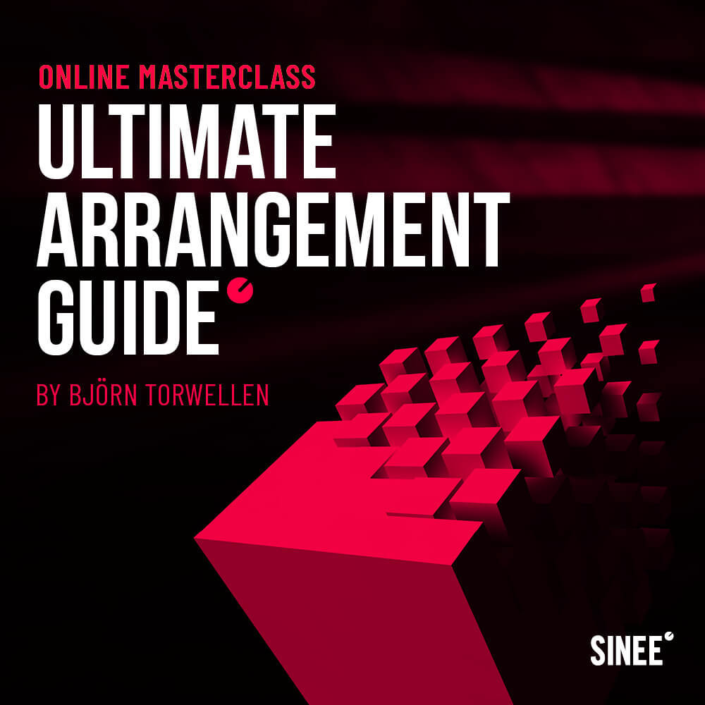 Ultimate Arrangement Guide – Online Masterclass by Björn Torwellen