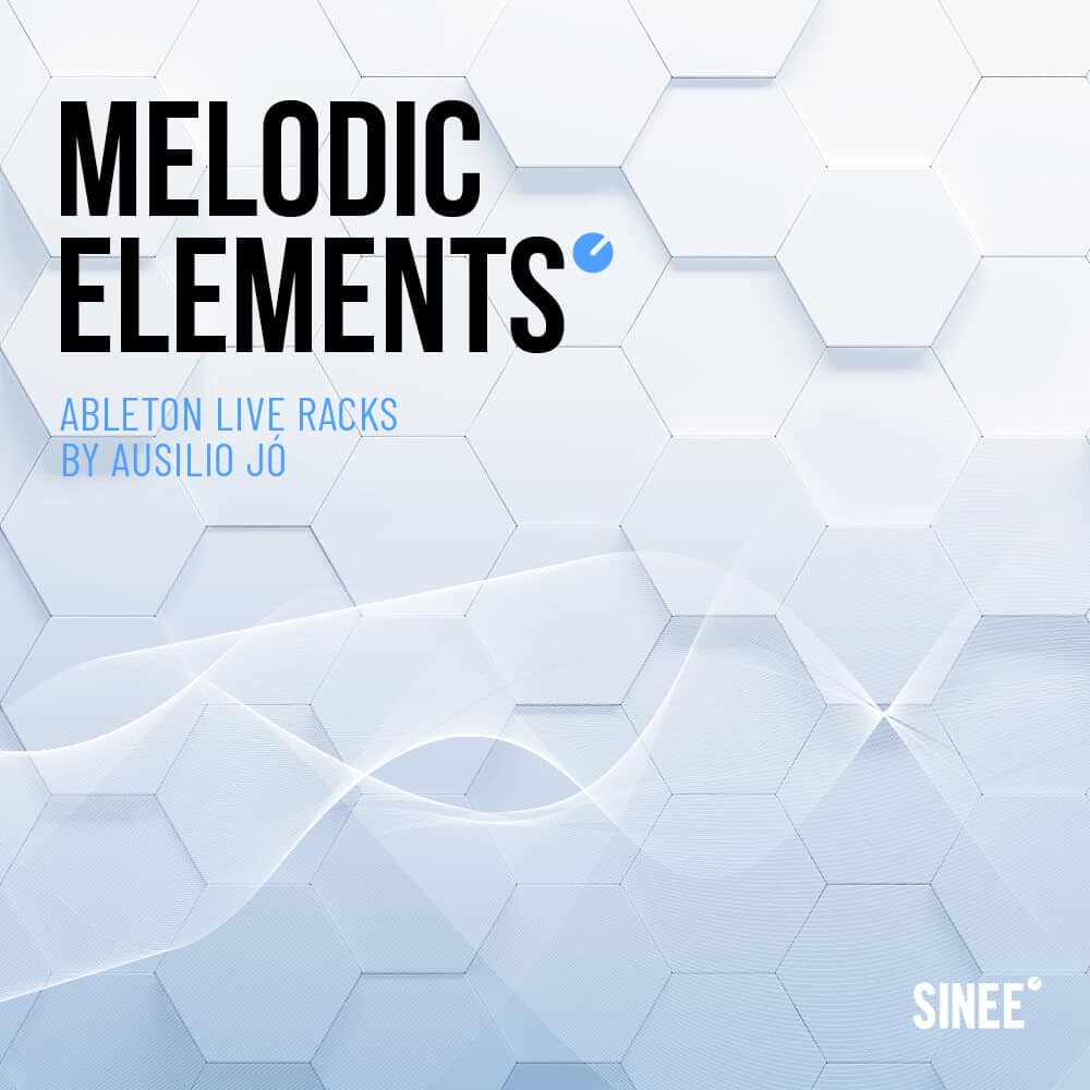 Melodic Elements – Ableton Live Racks, MIDIs & Templates For Dramatic Sounds