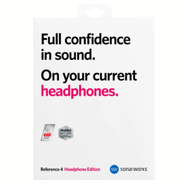Sonarworks – Reference 4 Headphone Edition (Lizenz) 1