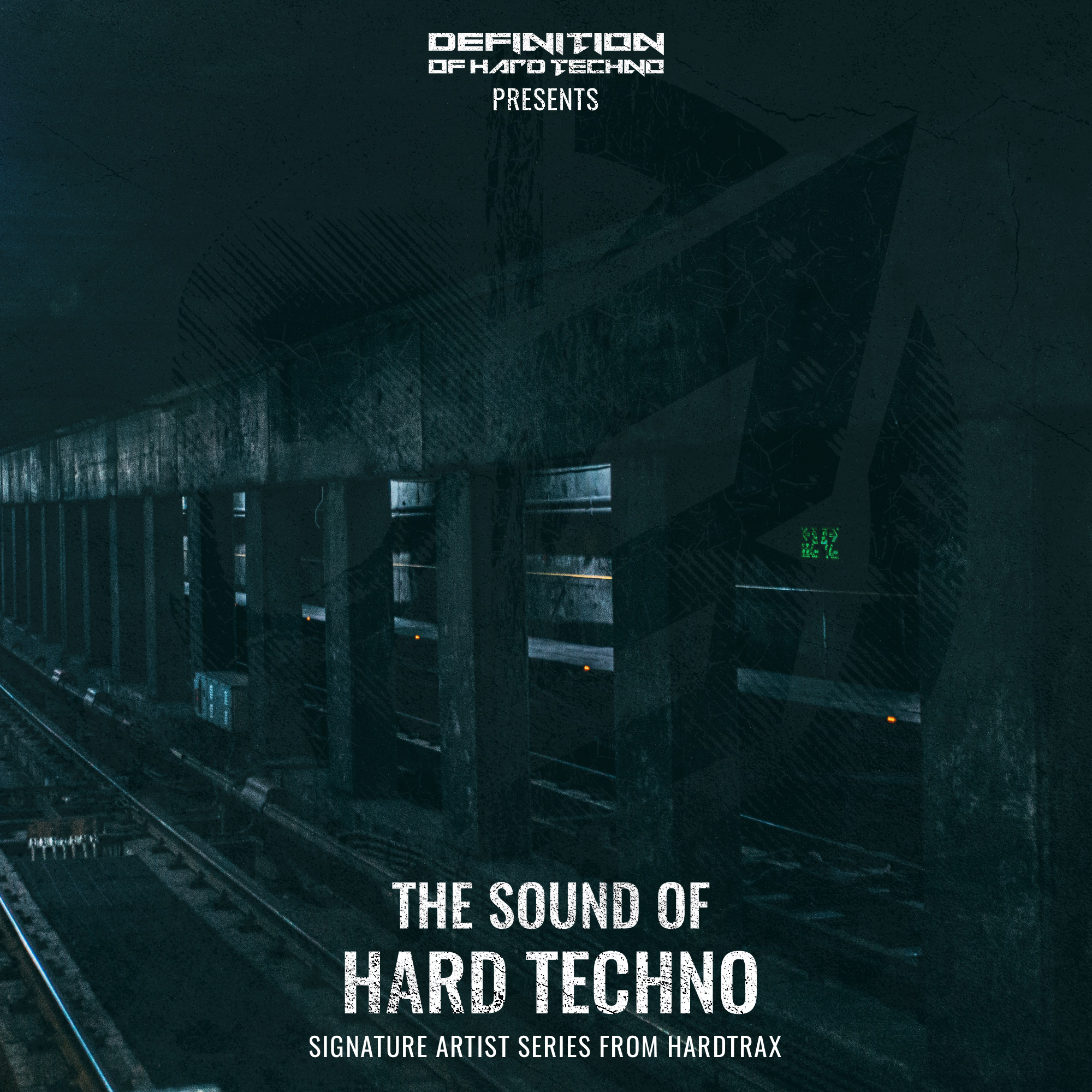 The Sound of Hard Techno Vol. 1 by HardtraX