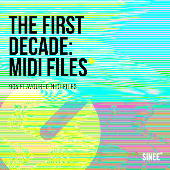 First Decade: MIDI Files – 90s Flavoured Ideas