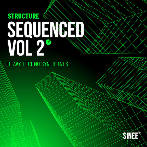 Sequenced Vol. 2 – Heavy Techno Synth Sounds