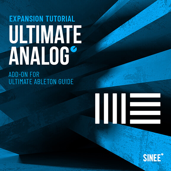 Expansion Tutorial Ultimate Analog cover