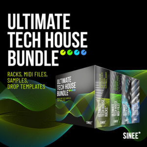 ultimate tech house bundle cover