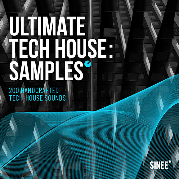 Ultimate Tech House: Samples 1