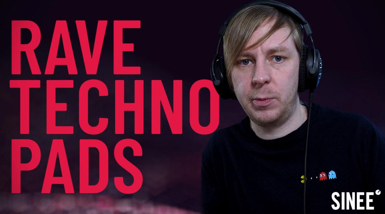 Rave Techno Pads für Hard Techno Tracks 1
