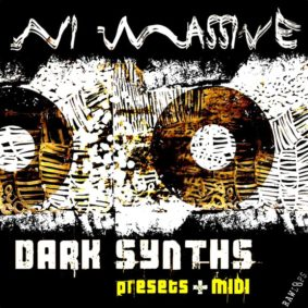 Raw Loops – NI Massive Dark Synths Presets+MIDI
