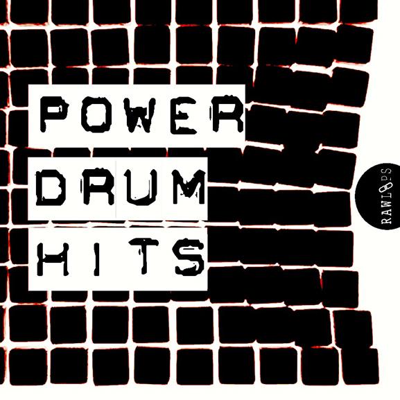 Raw Loops – Power Drum Hits