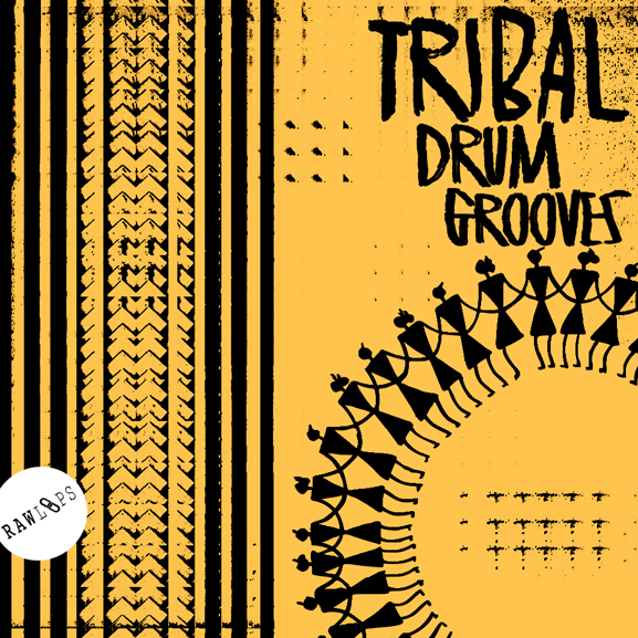 Raw Loops – Tribal Drum Grooves